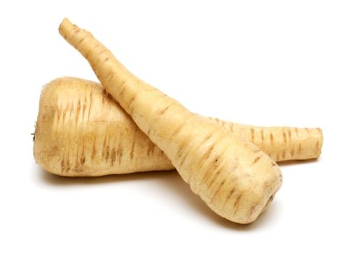 Parsnips for guinea pigs