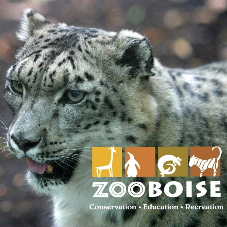 Zoo Boise Logo Conservation Education Recreation